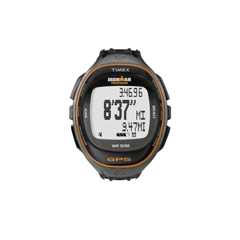GPS IRONMAN RUN TRAINER TIMEX