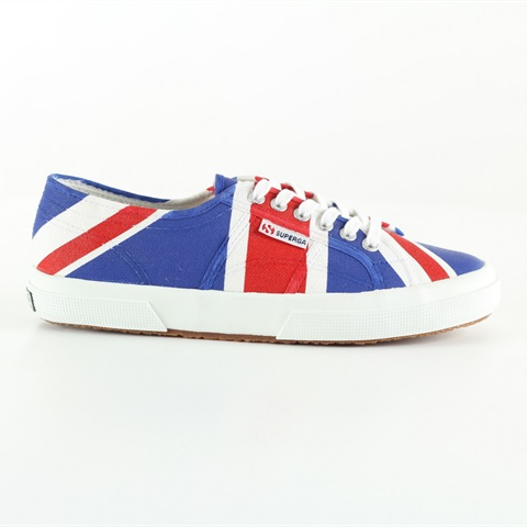 SCARPA 2750 FLAG UK SUPERGA