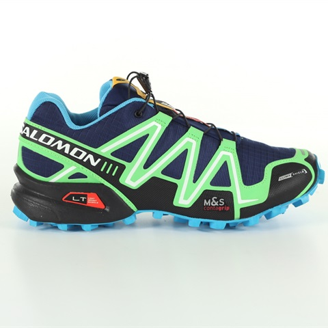M SCARPA SPEEDCROSS 3 CS NVYVERDE SALOMON