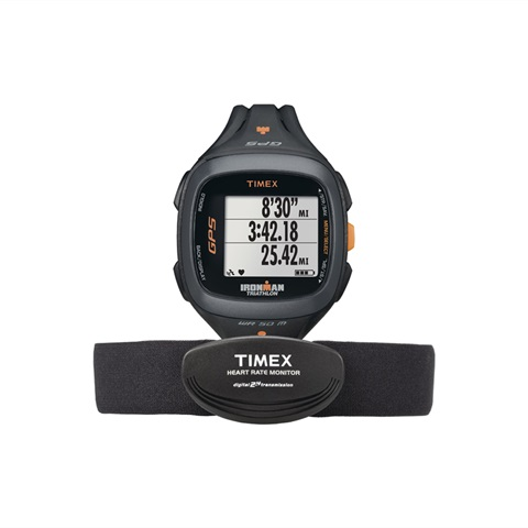 GPS IRONMAN RUN TRAINER 2.0 HRM TIMEX
