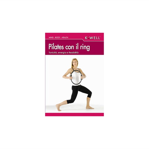 DVD PILATES CON IL RING ELIKA