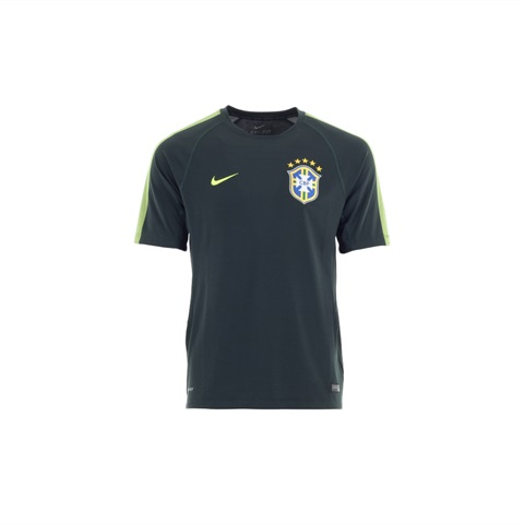 M MAGLIA TRAINING BRAZIL WORLD CUP 2014 NIKE