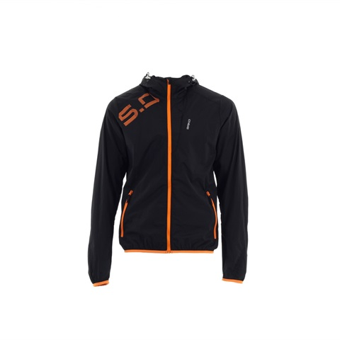 M JACKET 5.0 PACKBLE BLKORANGE BRIKO