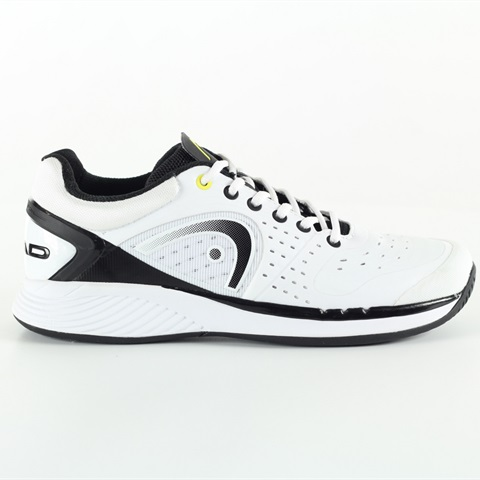 M SCARPA SPRINT PRO TENNIS WHTBLK HEAD