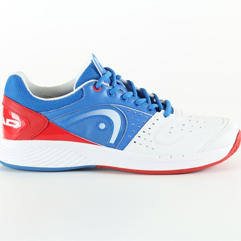 M SCARPA SPRINT TEAM TENNIS WHTAZZ HEAD