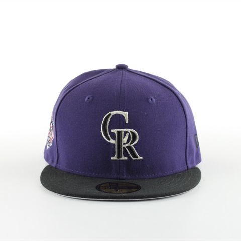 CAPPELLO MLB REVERSE TEAM COLROC NEW ERA