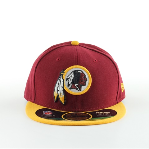 CAPPELLO WRG 59FIFTY NFL ON FIELD NEW ERA