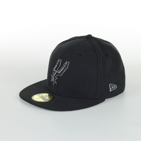 CAPPELLO NBA TONAL SAN ANTONIO SPURS NEW ERA