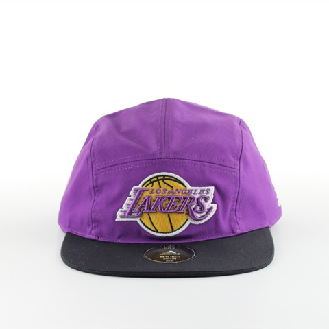 CAPPELLO VISIERA LAKERS SMALL LOGO ADIDAS