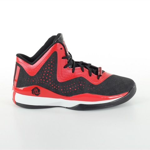 M SCARPA D.ROSE 773 BLKRED ADIDAS