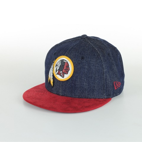 CAPPELLO WAS RED DENSUEDE 59FIFTY NEW ERA