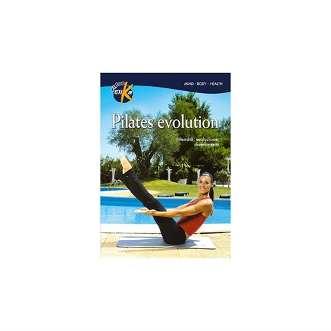 DVD PILATES EVOLUTION ELIKA
