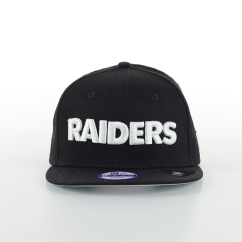 CAPPELLO RAIDERS FRONT WORD 9FIFTY JUNIOR NEW ERA