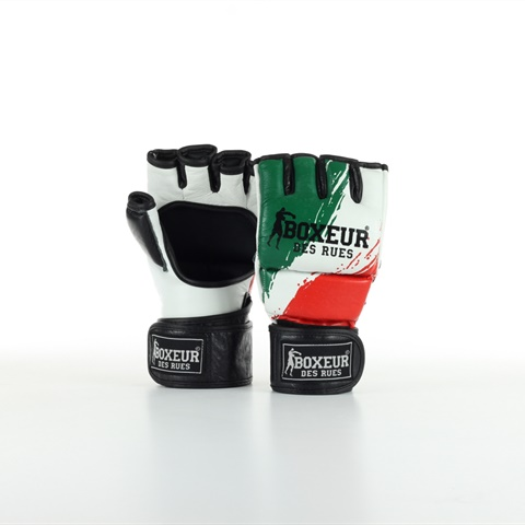 GUANTO MMA FLAG ITALY BOXEUR DES RUES
