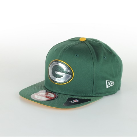 CAPPELLO NFL15 DRAFT 950 GREEN BAY PACKERS NEW ERA