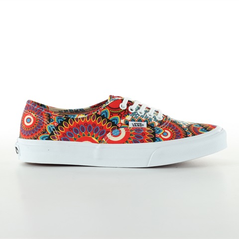 SCARPA AUTHENTIC FLORAL DONNA VANS