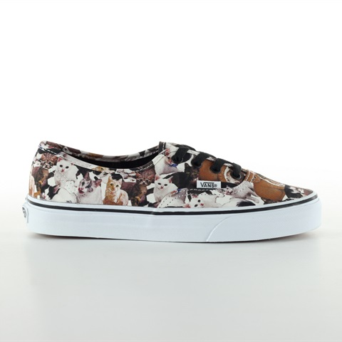 SCARPA AUTHENTIC KITTENS DONNA VANS