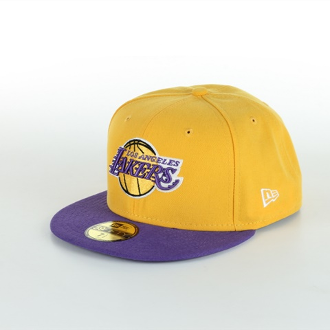 CAPPELLO NBA BASIC LA LAKERS NEW ERA