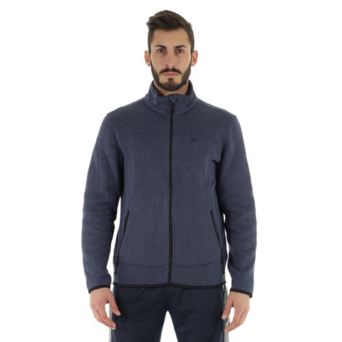 FELPA FULL ZIP OUTDOOR UOMO CHAMPION