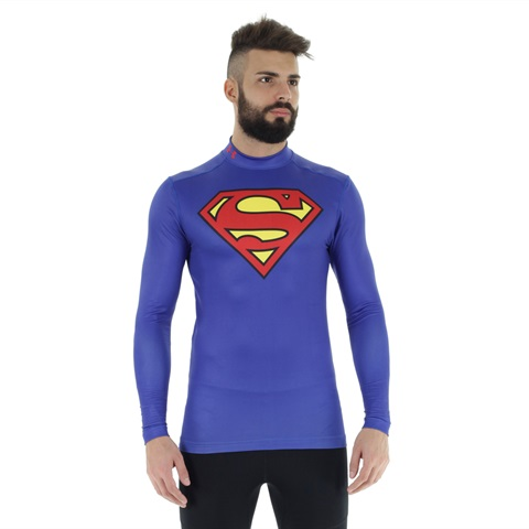 LUPETTO SUPERMAN UOMO UNDER ARMOUR