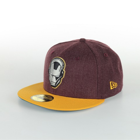 CAPPELLO CHARACTER IRON MAN FEATURE NEW ERA
