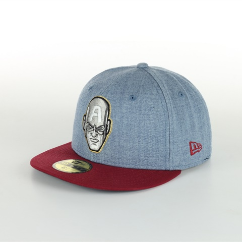 CAPPELLO CHARACTER FEATURE CAPITAN AMERICA NEW ERA