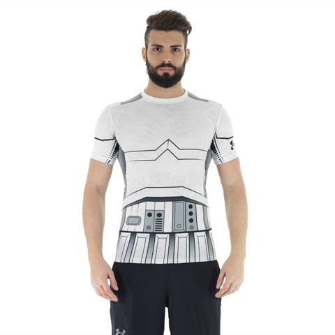 T-SHIRT STAR WARS TROOPER UOMO UNDER ARMOUR