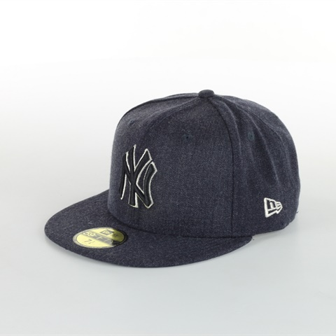 CAPPELLO NEW YORK YANKEES METTALIC NEW ERA