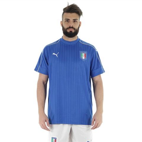 MAGLIA HOME ITALIA REPLICA EURO 2016 UOMO PUMA