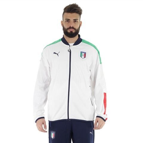 GIACCA TUTA ITALIA STADIUM EURO 2016 UOMO PUMA