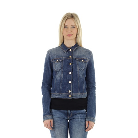 GIUBBOTTO JEANS CLASSIC DONNA GUESS