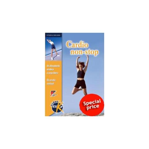 DVD CARDIO NON-STOP ELIKA