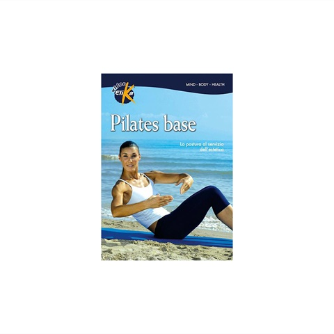 DVD PILATES BASE ELIKA