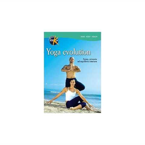 DVD YOGA EVOLUTION ELIKA