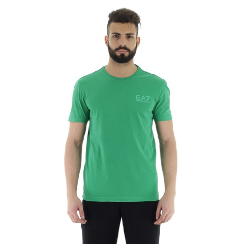 T-SHIRT TRAIN CORE UOMO EA7