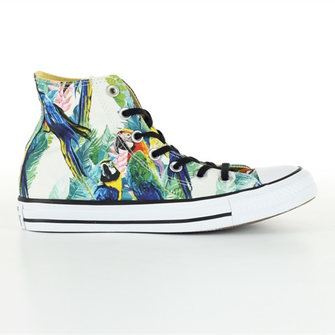 SCARPA ALL STAR PARROTS DONNA CONVERSE