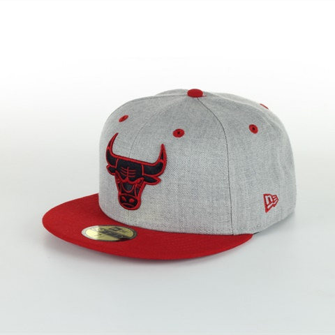 CAPPELLO CHICAGO BULLS 59FIFTY NEW ERA