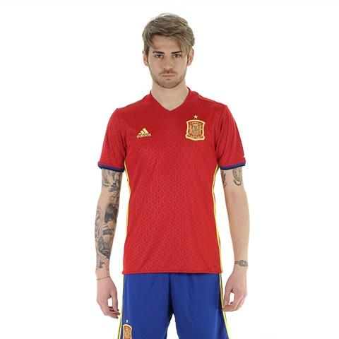 MAGLIA HOME REPLICA UEFA EURO 2016 SPAIN UOMO ADIDAS