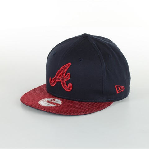 CAPPELLO ATLANTA 9FIFTY MLB TEAM MESH NEW ERA