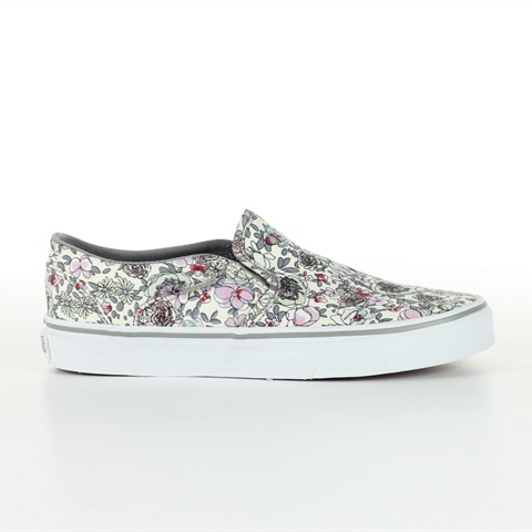 SCARPA ASHER SLIP-ON CVS FLOWER DONNA VANS