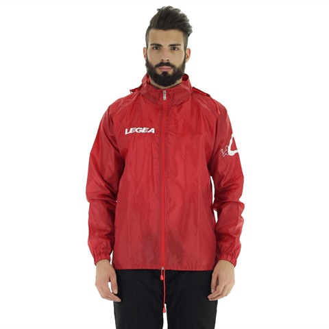 K-WAY RAIN JACKET ITALIA TORNADO LEGEA