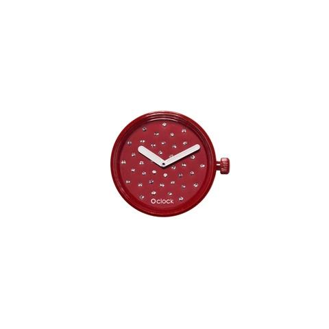 CASSA CRISTAL - RUBINO O CLOCK