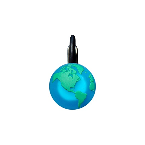 GANCIO PORTACHIAVI LED GREEN EARTH NITE IZE