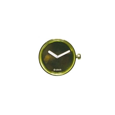 CASSA SOLEIL - LIME O CLOCK