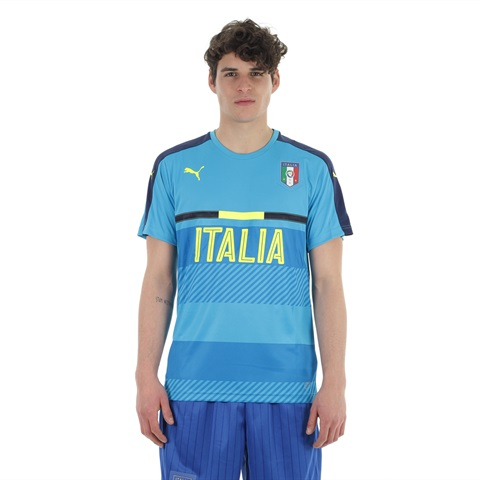 MAGLIA DIVISA ITALIA EURO 2016 UOMO PUMA