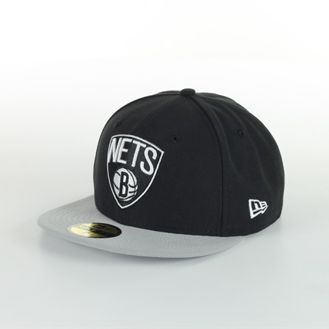 CAPPELLO NBA BASIC BROOKLYN NETS NEW ERA