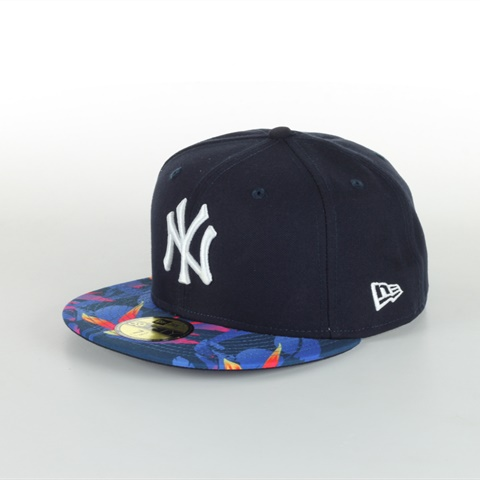 CAPPELLO BIRDS OF PARADISE NY YANKEES NEW ERA
