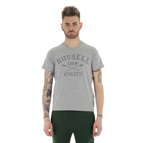 T-SHIRT GRAPHIC UOMO RUSSELL