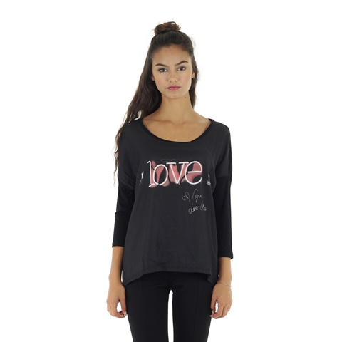 TOP LOVE DONNA GUESS