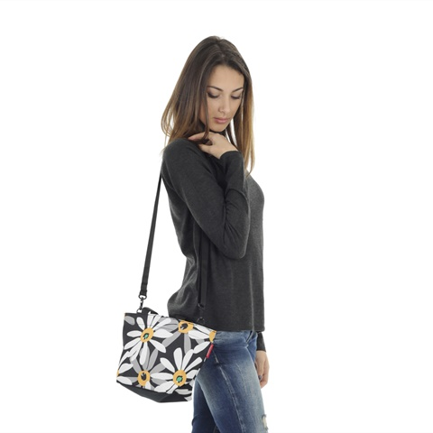 SHOPPER XS CON TRACOLLA MARGHERITE DONNA REISENTHEL